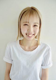 美容師 渋谷 ミヤシタパーク 吉野 愛華