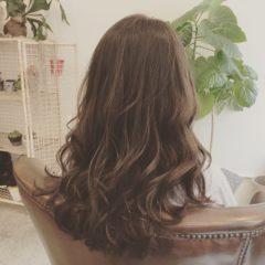 ハイライト  デジタルパーマ  美容師 渋谷 ミヤシタパーク