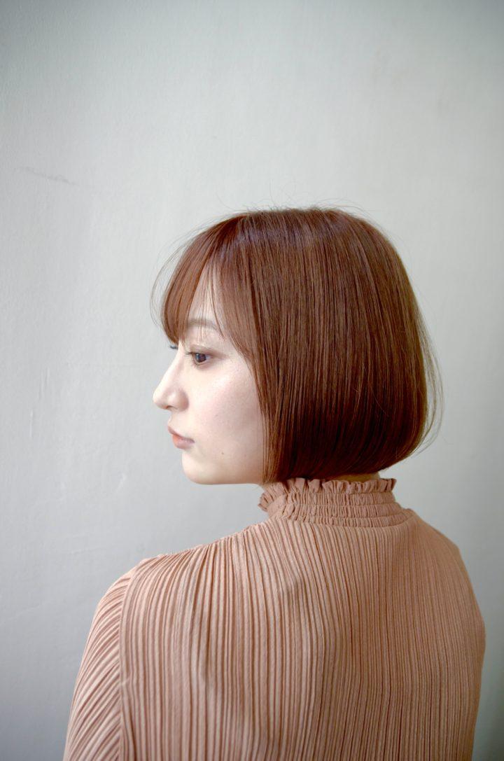 ヘアカラーサイクルで1年通してキレイな髪への画像