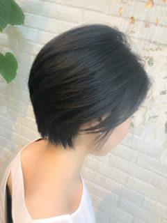白髪染め オーガニックカラー イルミナカラー オリートメント