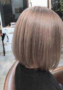 イルミナカラー 白髪染め グレイカラー 渋谷