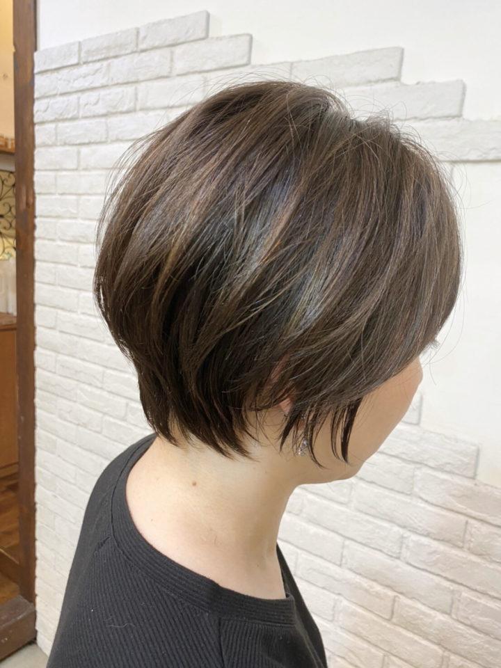 髪をバッサリ切って、心のコロナ対策。の画像