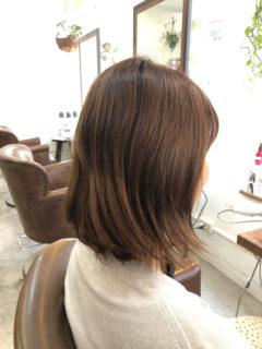 渋谷 美容室 美容院 オーガニックカラー イルミナカラー トリートメント