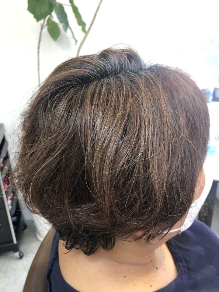 最近、髪質が変わって悩んでる方いませんか?の画像